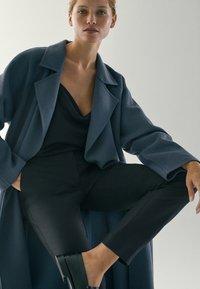Massimo Dutti - Chino - black - 5