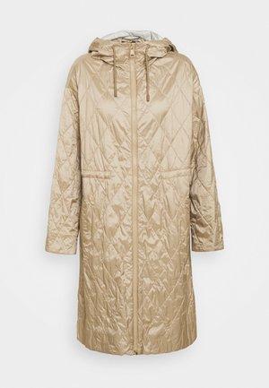 ARDEA - Zimní kabát - honey