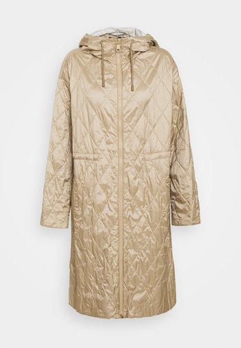 ARDEA - Winter coat - honey
