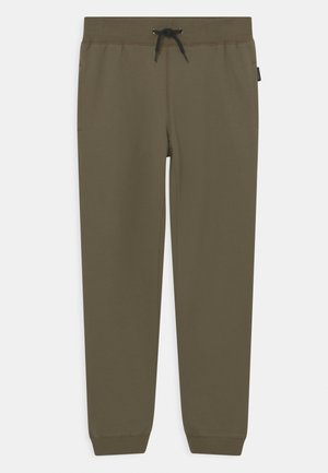 NKMSWEAT  - Teplákové kalhoty - khaki