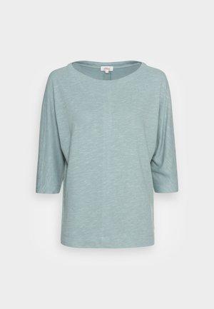 Langærmede T-shirts - aqua blue