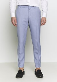 Isaac Dewhirst - BIRDSEYE SUIT - Completo - blue - 4