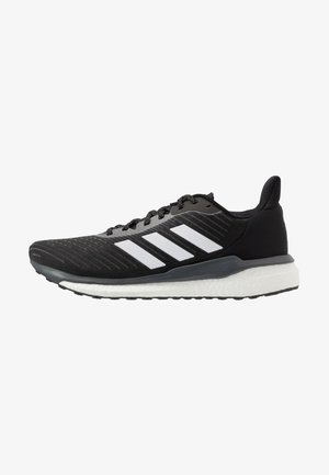 SOLAR DRIVE 19 - Zapatillas de running neutras - core black/footwear white/grey six