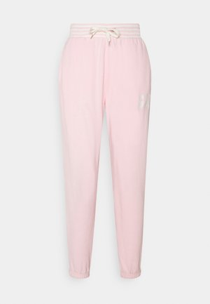JOGGER - Tracksuit bottoms - light shell pink