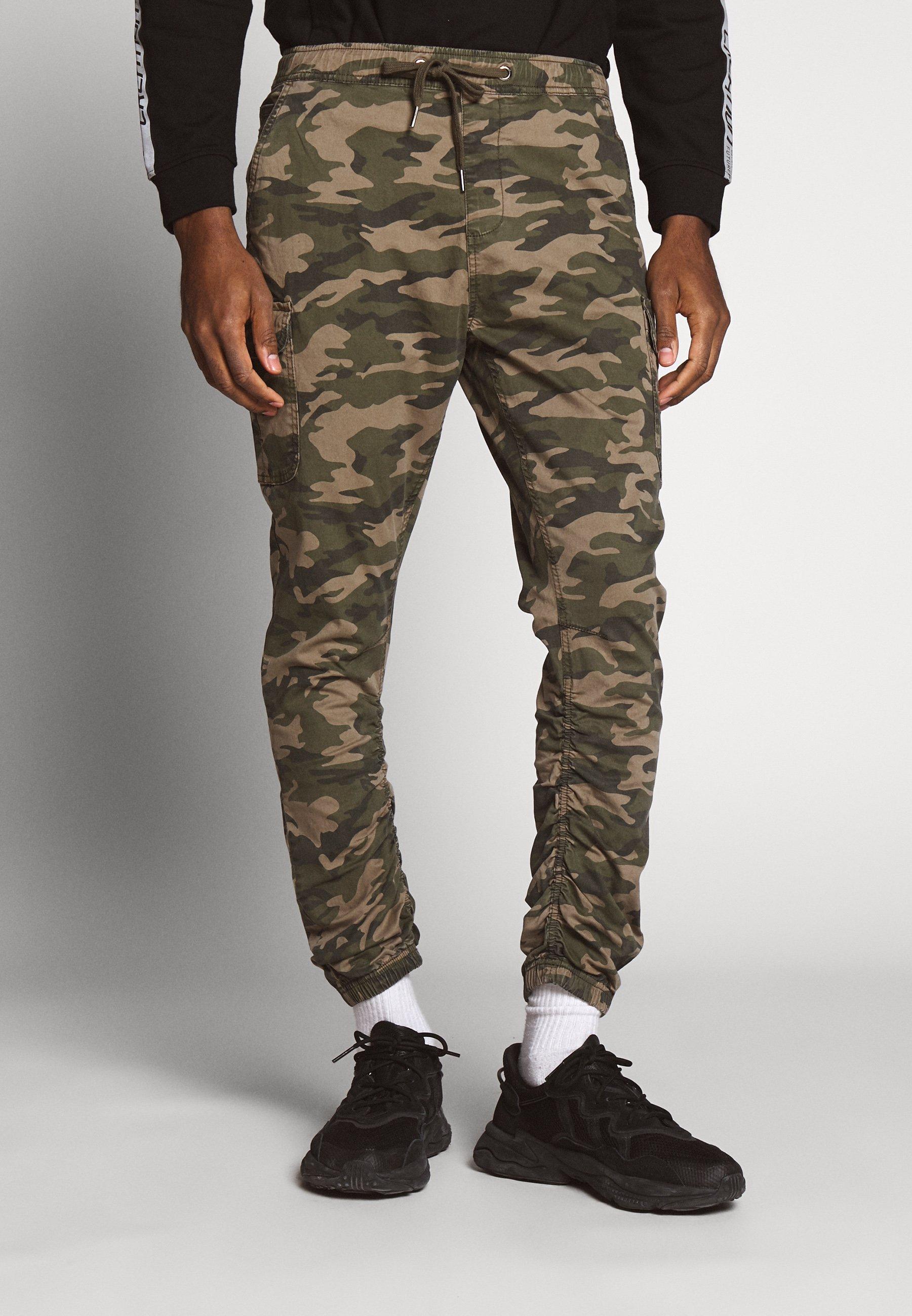 Men LAKELAND - Cargo trousers