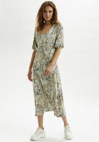 Cream - CRLULLA  - Maxi dress - desert sage paisley - 1