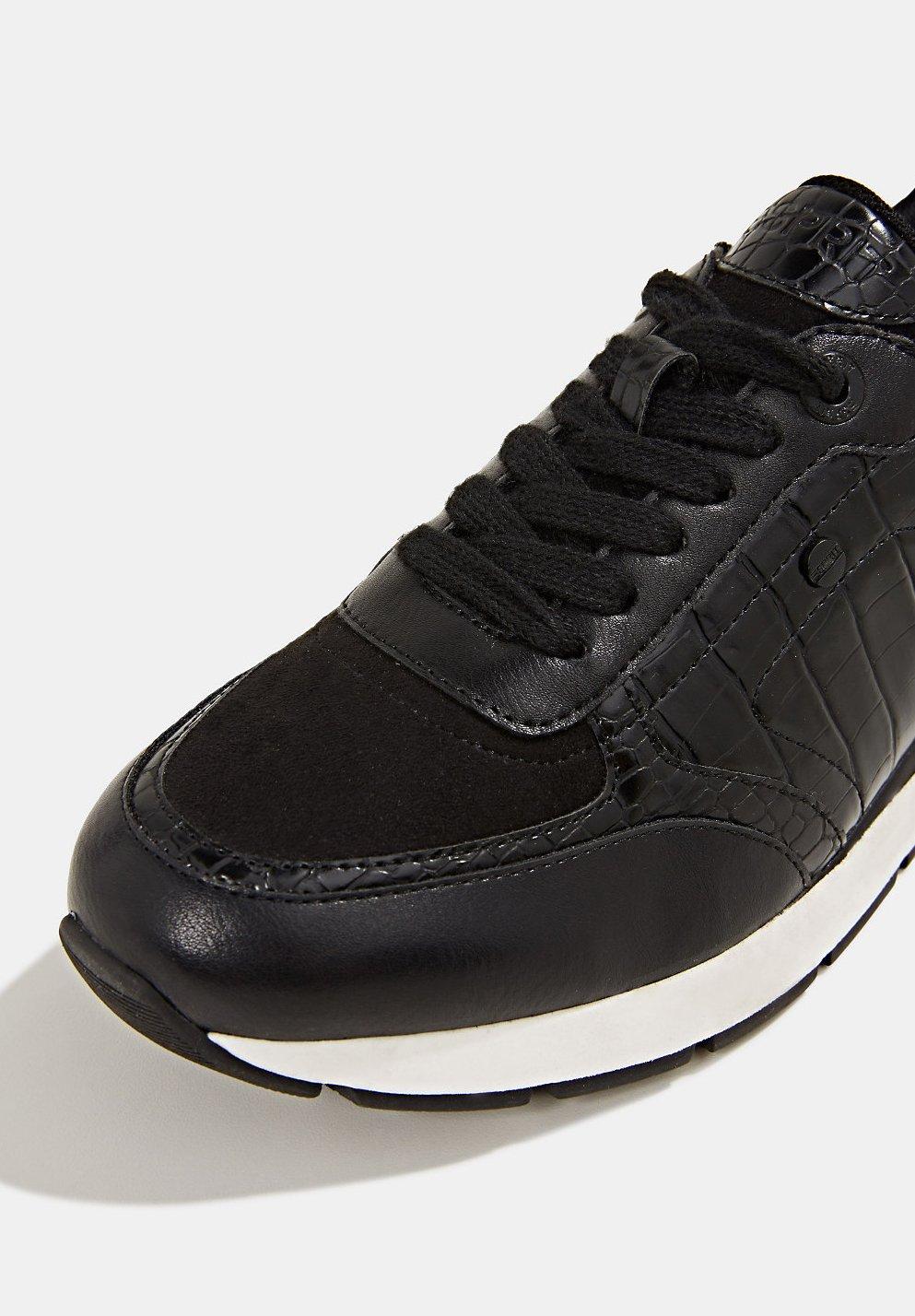 Esprit Sneaker low black/schwarz