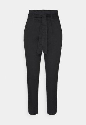 ONLPOPTRASH LIFE PANT - Pantaloni - black