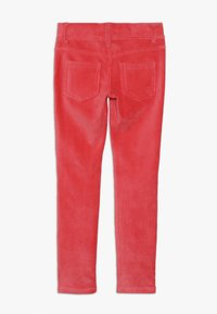 Benetton - TROUSERS - Kalhoty - red - 1