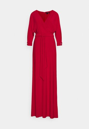CLASSIC LONG GOWN - Occasion wear - orient red