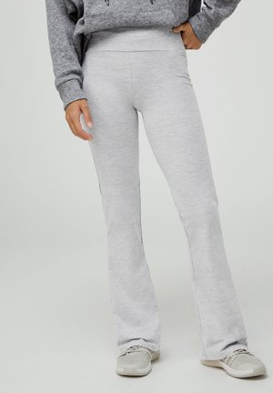 COMFORT WARM - Leggings - light grey