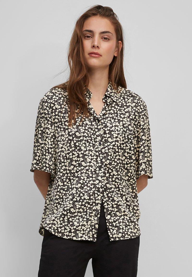 Marc O'Polo - Button-down blouse - black