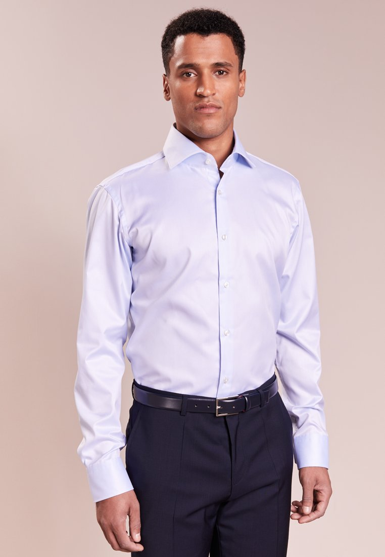 HUGO - VERALD REGULAR FIT - Formal shirt - pastel blue