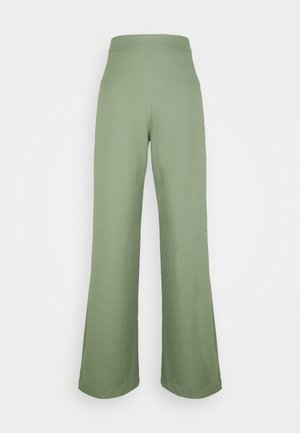 TWO PUDRA - Pantalones - khaki