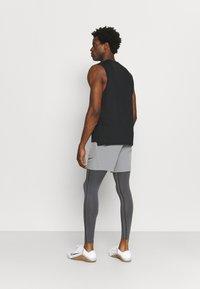 Nike Performance - Tights - iron grey/black - 2