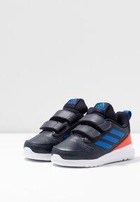 adidas Performance - ALTARUN CF - Neutral running shoes - legend ink/blue/active orange - 3