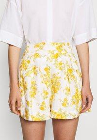 Faithfull the brand - ONDINE - Shorts - yellow - 5