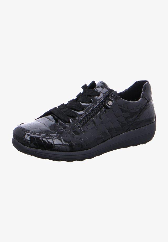 MERANO - Sneakers laag - black