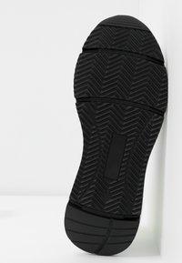 Noclaim - LOGAN  - Sneakers basse - bianco/fluo - 6