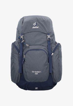 GRÖDEN 32 - Backpack - graphite-navy