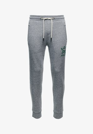 Tracksuit bottoms - soft grey marl