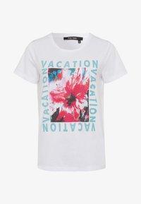 Marc Aurel - Print T-shirt - white varied - 4