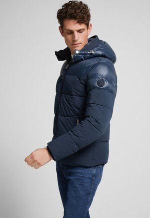 JOSHA  - Winter jacket - dark blue