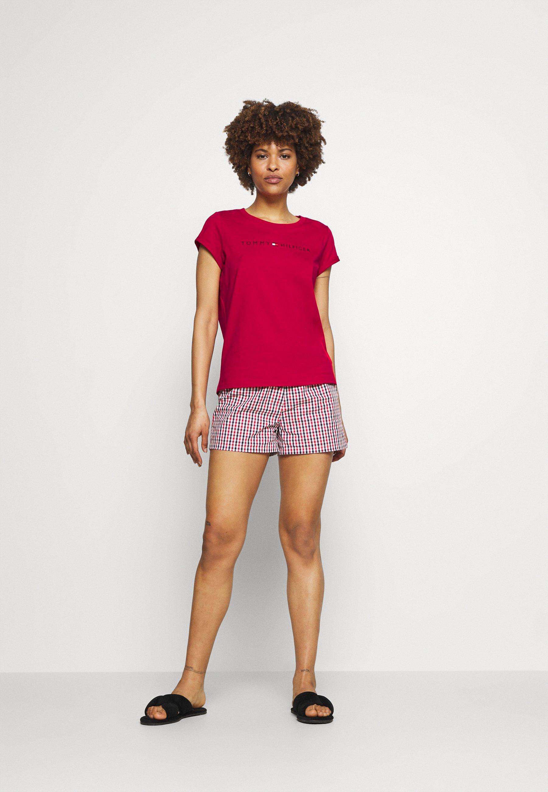 Femme ORIGINAL CHECK SHORT - Pyjama