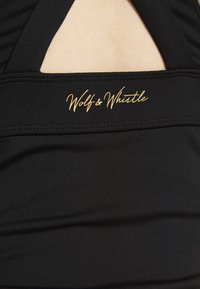 Wolf & Whistle - SPORTS BODY WITH REFLECTIVE STRIPS - Leotard - black - 6