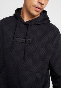 Nike Sportswear - HOODIE TRIPLE  - Sweat à capuche - black - 3