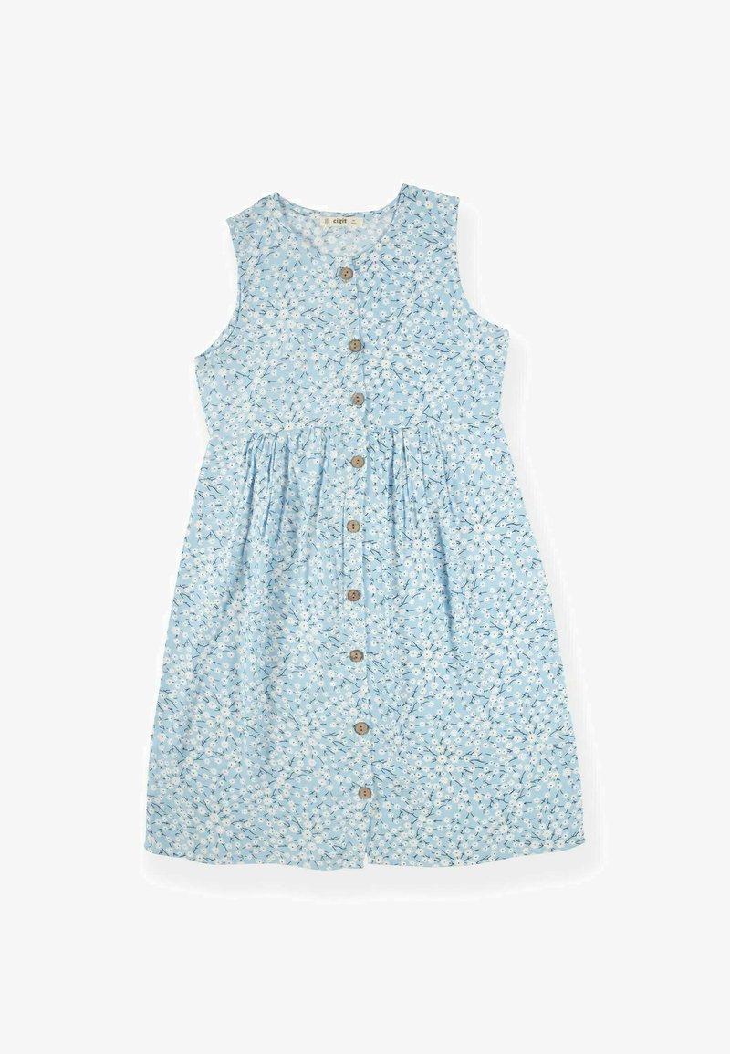 Cigit - Day dress - blue