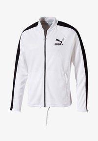 Puma - ARCHIVE SUMMER - Training jacket -  white - 3