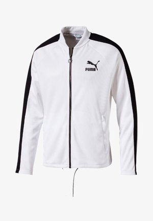 ARCHIVE SUMMER - Trainingsjacke -  white
