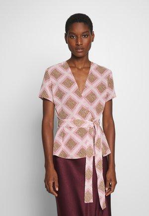 KLEA BLOUSE - Camicetta - foulard