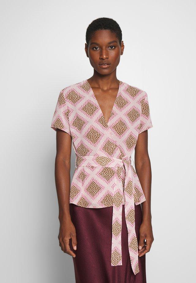 KLEA BLOUSE - Bluser - foulard