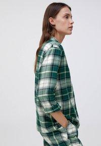 OYSHO - Pyjama top - green - 5