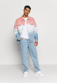 Karl Kani - BAGGY - Relaxed fit jeans - blue - 1