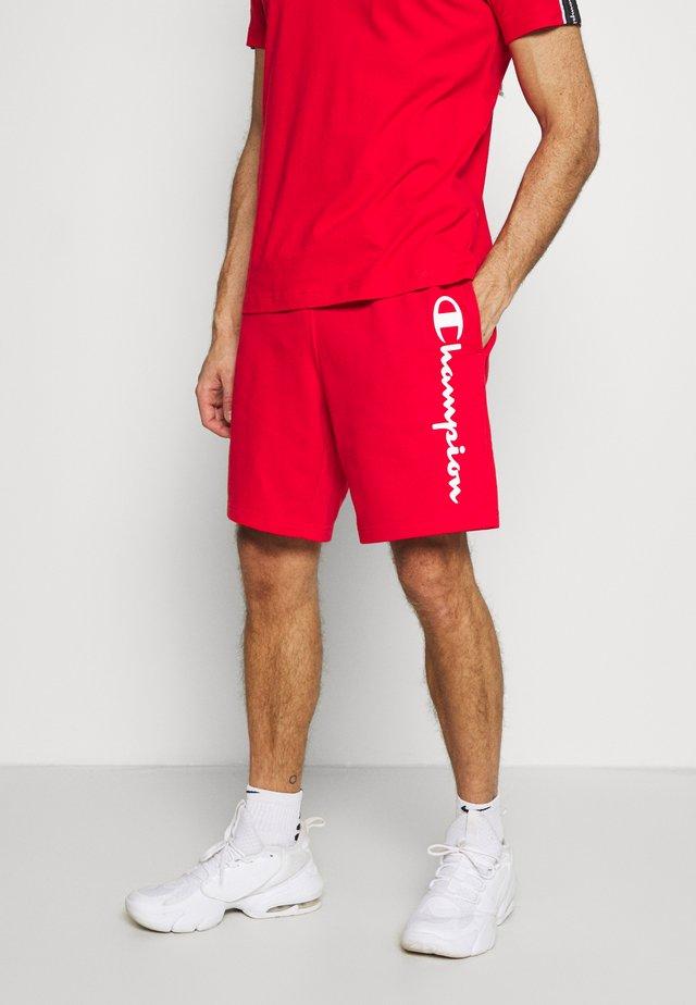 BERMUDA - Short de sport - red