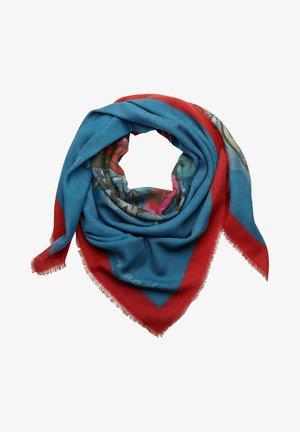M-SAVINIA - Foulard - blau rot/rose