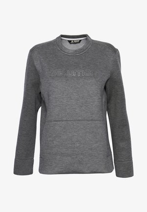 SIGHT CREW NECK - Sweatshirt - ebony/alloy/heather