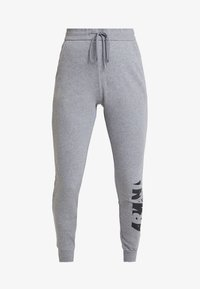 Armani Exchange - JOGGERS - Tracksuit bottoms - grey - 3