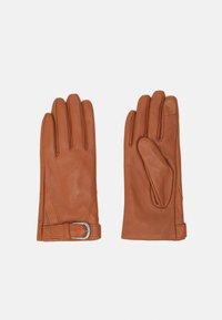 Anna Field - Gloves - cognac - 0