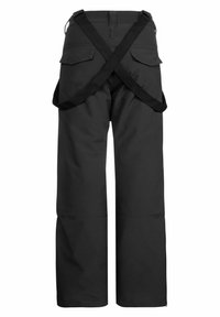 Protest - SUNNY JR  - Snow pants - true black - 8