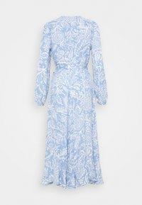 Marks & Spencer London - PAISLEY BUT DRESS - Vestido informal - light blue - 1