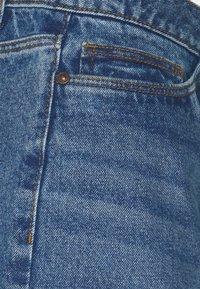 Noisy May Tall - NMSMILEY  - Shorts di jeans - medium blue denim - 2