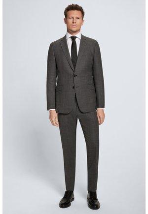 SET - Suit - oxfordgrau