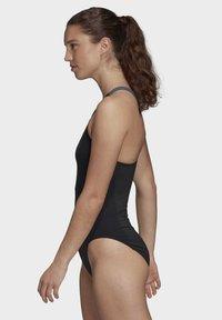 adidas Performance - ADIDAS SH3.RO 4XENIA SWIMSUIT - Swimsuit - black - 3