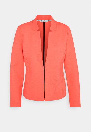 WITH STRUCTURE - Blazer - strong peach tone