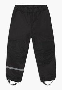 Lindex - MINI  - Pantalones impermeables - black - 0