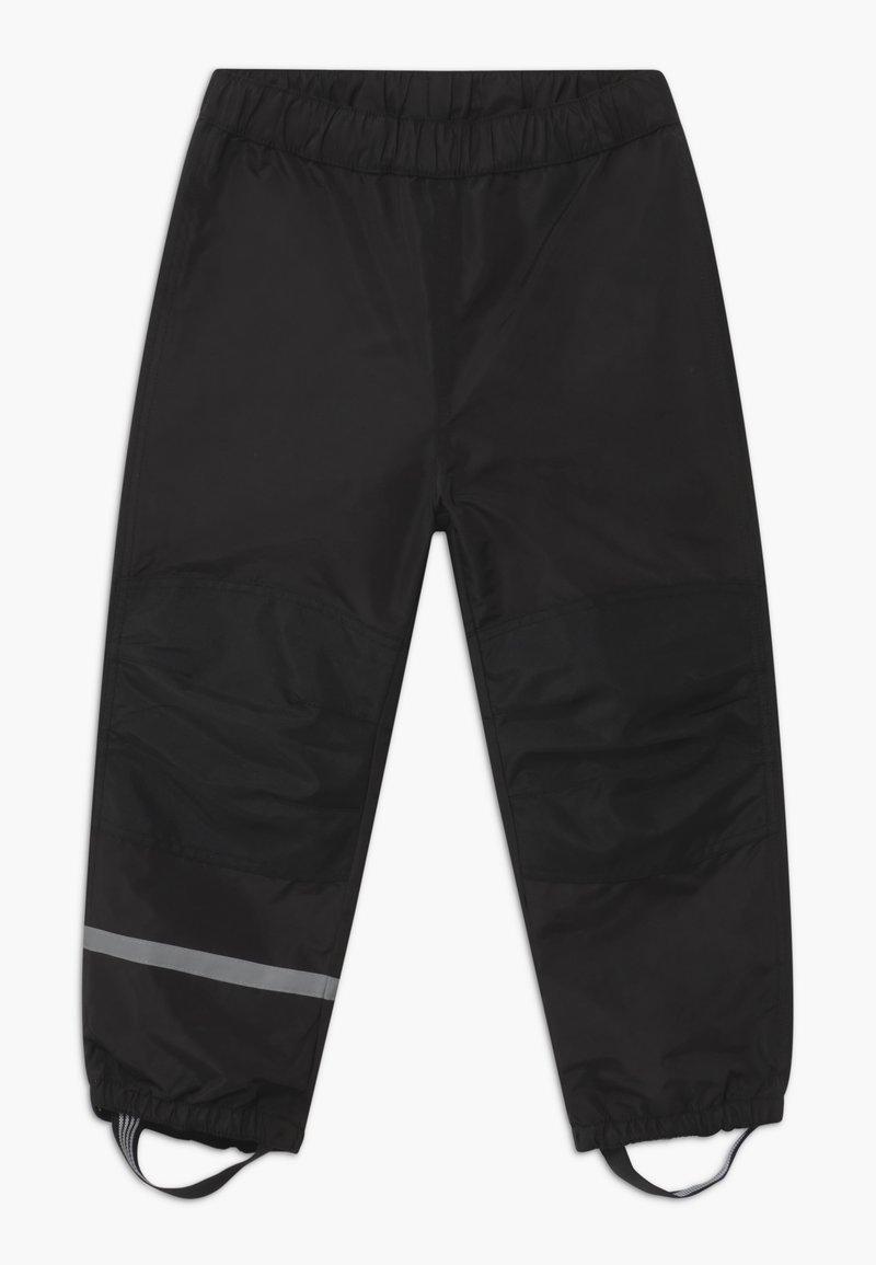 Lindex - MINI  - Pantalones impermeables - black